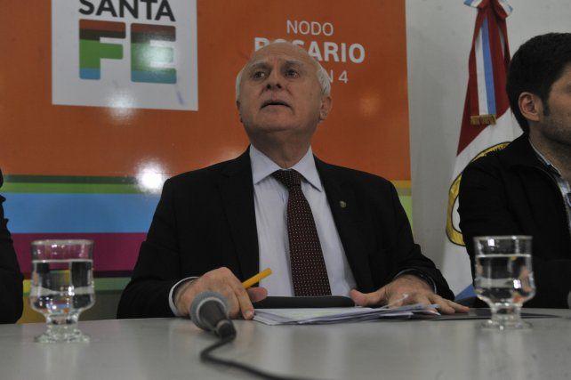 El gobernador Miguel Lifschitz resumió las idas y vueltas con el gobierno nacional en la gestión para que vuelvan los gendarme a Santa Fe.
