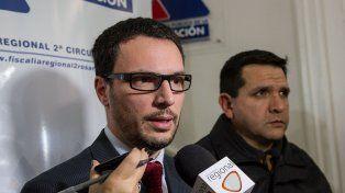 El fiscal señaló que hubo varios allanamientos en la Ciudad Autónoma de Buenos Aires.