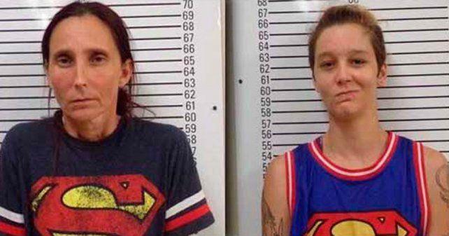 Arrestan en Estados Unidos a una mujer que se casó con su hija