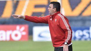 Clave. El entrenador hace mucho hincapié en el orden para desarrollar lo que pretende.
