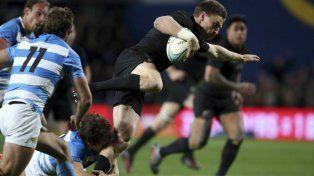 Los Pumas cayeron sin atenuantes frente a los All Blacks