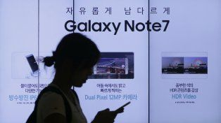 Las autoridades de Samsung detectaron un serio problema en las baterías de su último modelo de celular. Las pérdidas ya son cuantiosas.