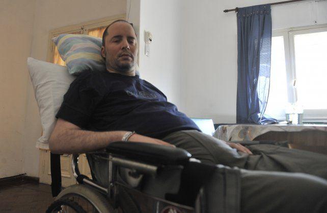 Pablo Semitiel recordó quella fatídica tarde del 16 de abril de 2013