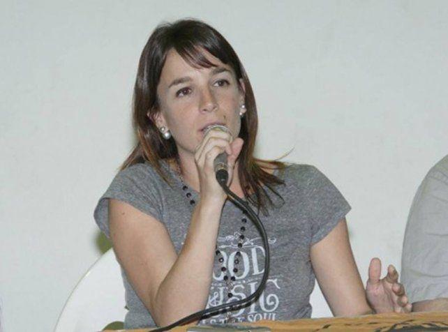 Militante. De Ponti es integrante del Movimiento Evita y de la Confederación de Trabajadores de la Economía Popular.