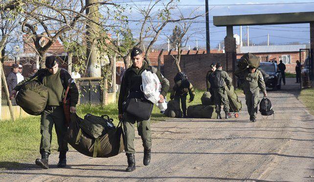 ¿De regreso? El retorno de las fuerzas federales a la ciudad aún no está definido