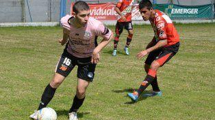 El goleador. Diego Angaroni