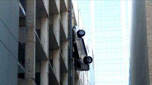 El conductor pudo salvarse.