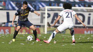 Central pagó sus errores con una durísima derrota en manos de Vélez por 2-0
