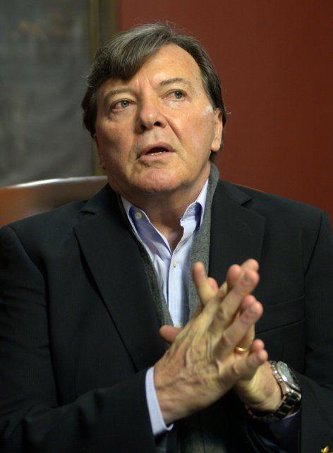 estrategia. César Milani