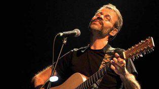 A solas. El disco de Gabo Ferro se grabó sin público en el ND Ateneo.