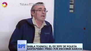 Tognoli volvió a hablar sobre la relación entre narcos y policías