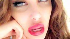 charlotte caniggia muestra su exuberante delantera en un video sexy que causo revuelo en la web