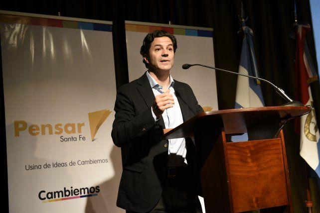 Laspina aseguró que la idea es realizar reformas en las instituciones que no dieron respuestas al problema de la inseguridad.