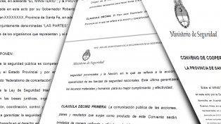 Cómo es el convenio de cooperación que hoy firmaron la ministra Bullrich y el gobernador Lifschitz