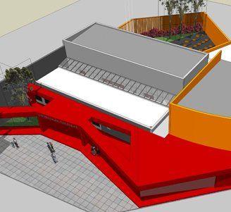 En el acto cada espacio del centro estará intervenido por disciplinas artísticas que harán cobrar vida al edificio.