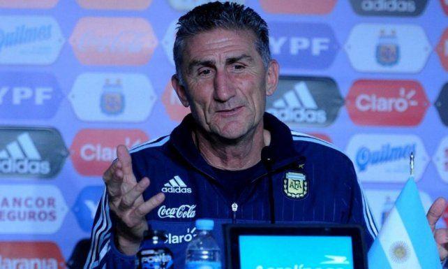 Bauza dijo que Higuaín puede ser convocado y no se olvidó de Tevez