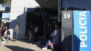 La 19ª. La comisaría de Seguí al 5300
