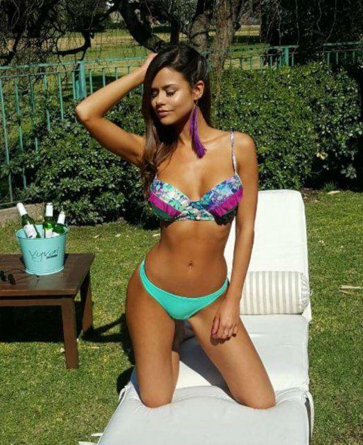 María del Mar posó al desnudo en una foto impresionante que calentó Instagram