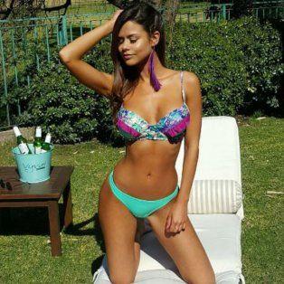 maria del mar poso al desnudo en una foto impresionante que calento instagram
