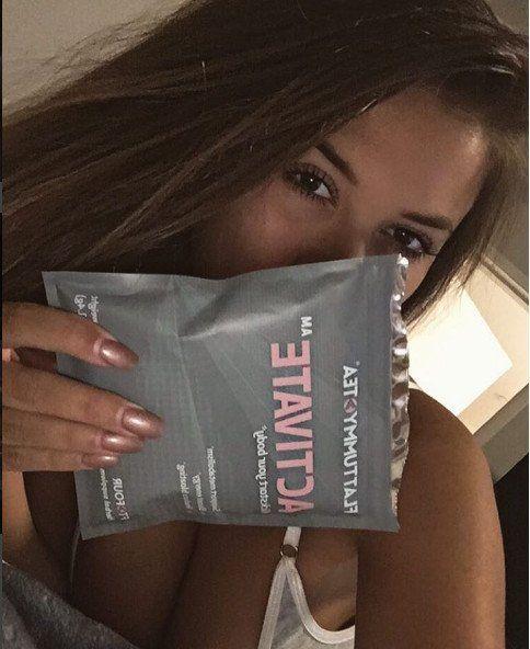 La novia de un reconocido deportista se conviritió en la nueva reina de Instagram