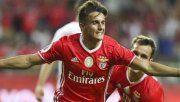Gol y lujo de Franco Cervi en la victoria de Benfica sobre Dinamo Kiev por la Champions