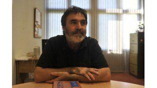 José María Alberdi. Director de la carrera de Trabajo Social