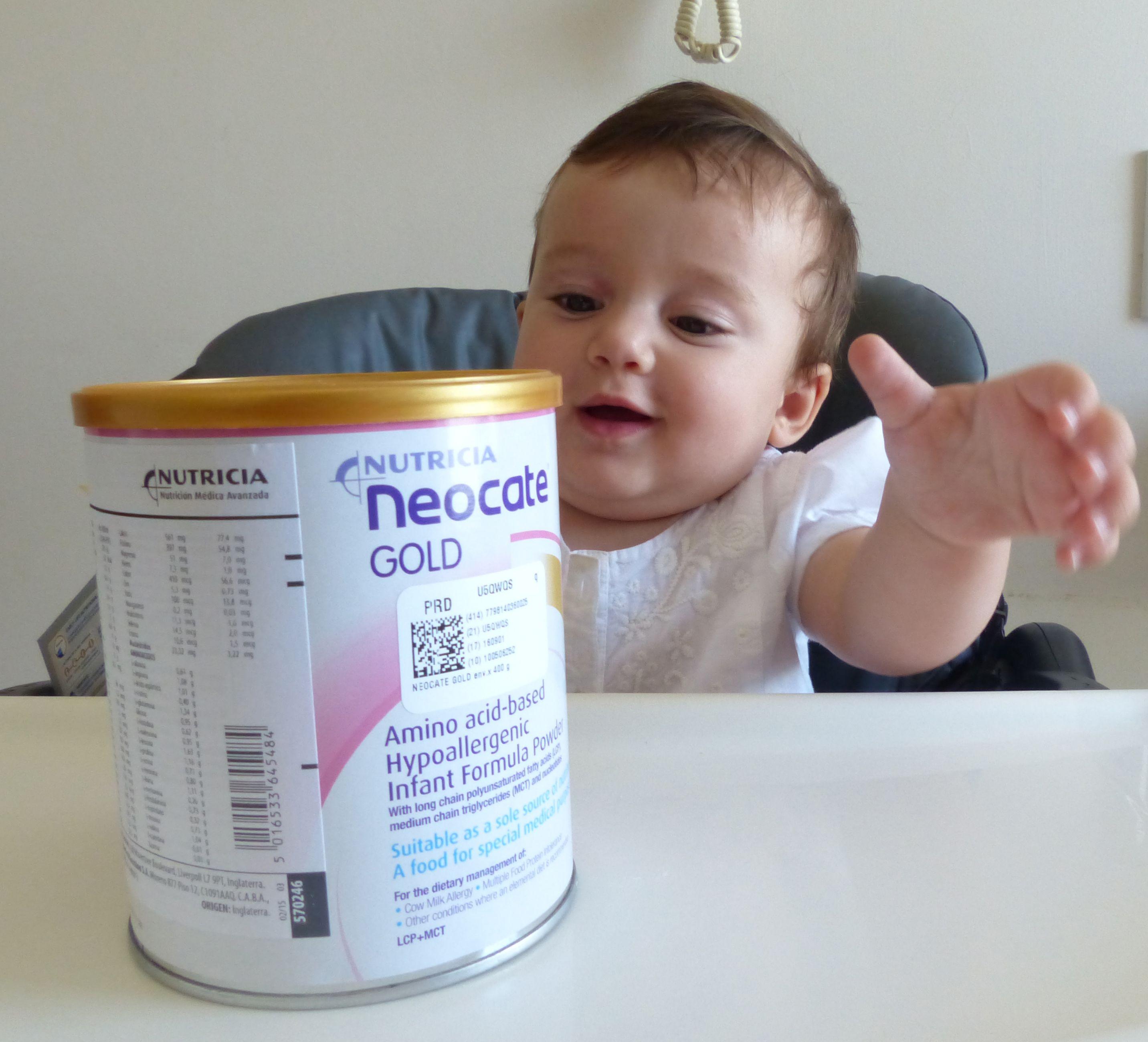 Son cada vez más frecuentes en los recién nacidos.  Las generan los lácteos