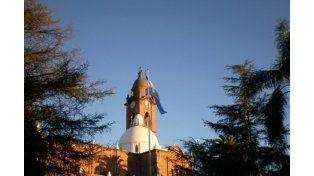 Añoranzas. La iglesia de Gálvez es un símbolo para todos sus habitantes y uno de los lugares citados en el libro.
