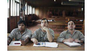 Alumnos del Plan de Finalización de Estudios Primarios y Secundarios