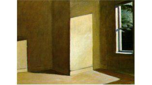 Sun in an empty room (1963)