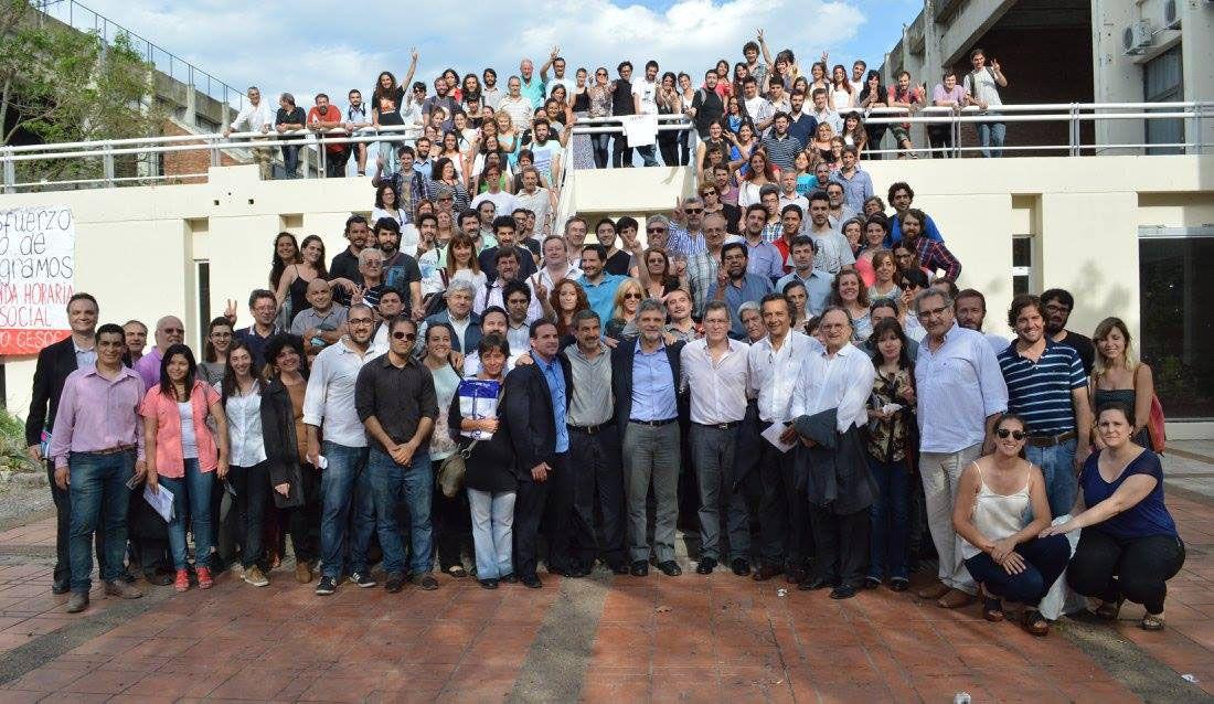 Encuentro en Arquitectura (UNR).