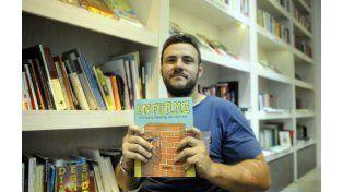 José Sainz tuvo a su cargo la selección de autores y la edición del libro