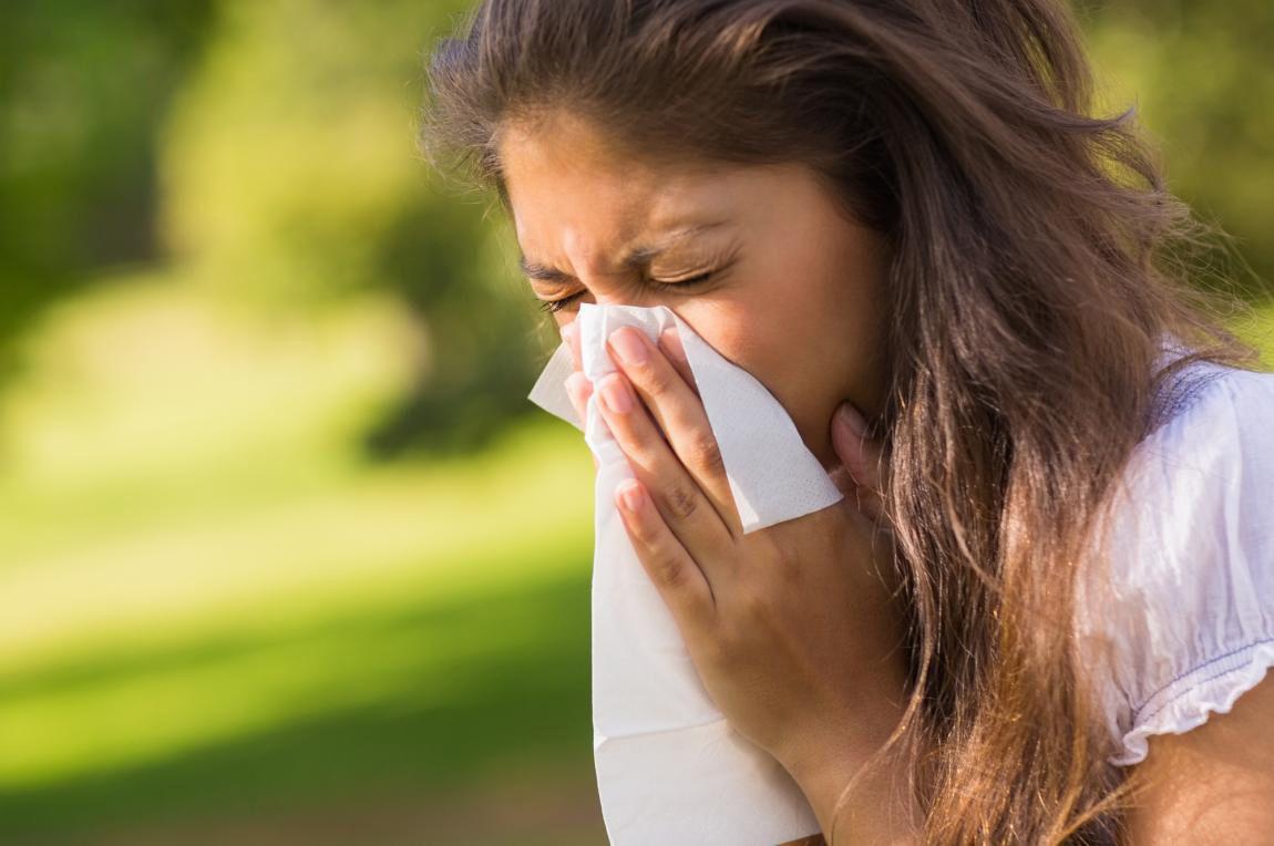 Reacciones cutáneas y respiratorias disparan las alergias.