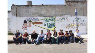 Educación democrática. (Silvina Salinas / La Capital)