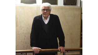 Vínculos  fuertes.Perrone estuvo en Rosario y habló sobre la importancia de los  afectos y el respeto.