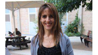 """La especialista Malena Cohen. Trabaja en Jerusalén con pacientes con fibrosis quística. """"El tratamiento cambió en los últimos años"""""""