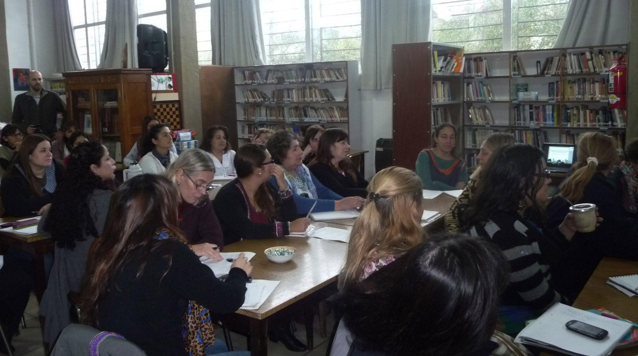 Talleres. Esperan convocar a unos tres mil docentes y más de diez mil alumnos en debates y actividades sobre la temática.