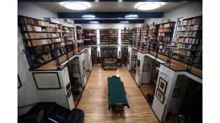 Capilla Alfonsina. La monumental biblioteca de Alfonso Reyes