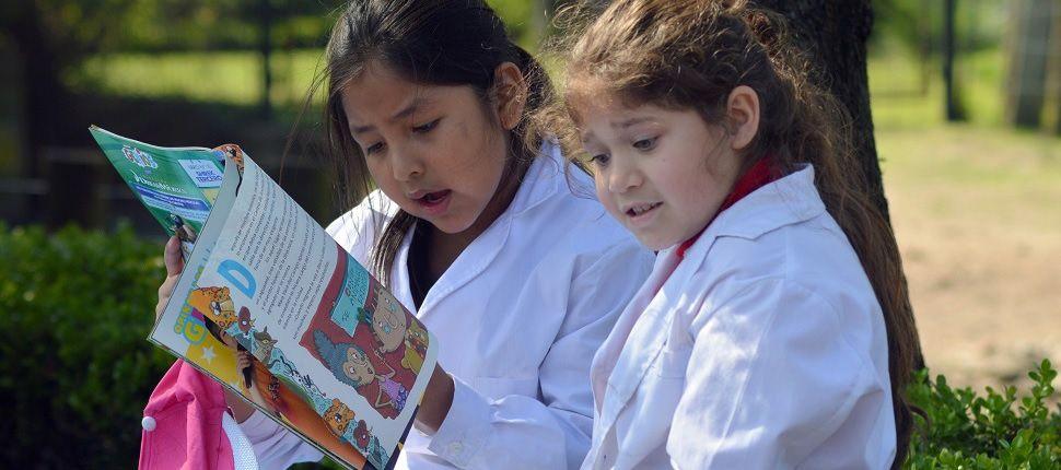 La fundación leer invita a la jornada del 18 de septiembre.