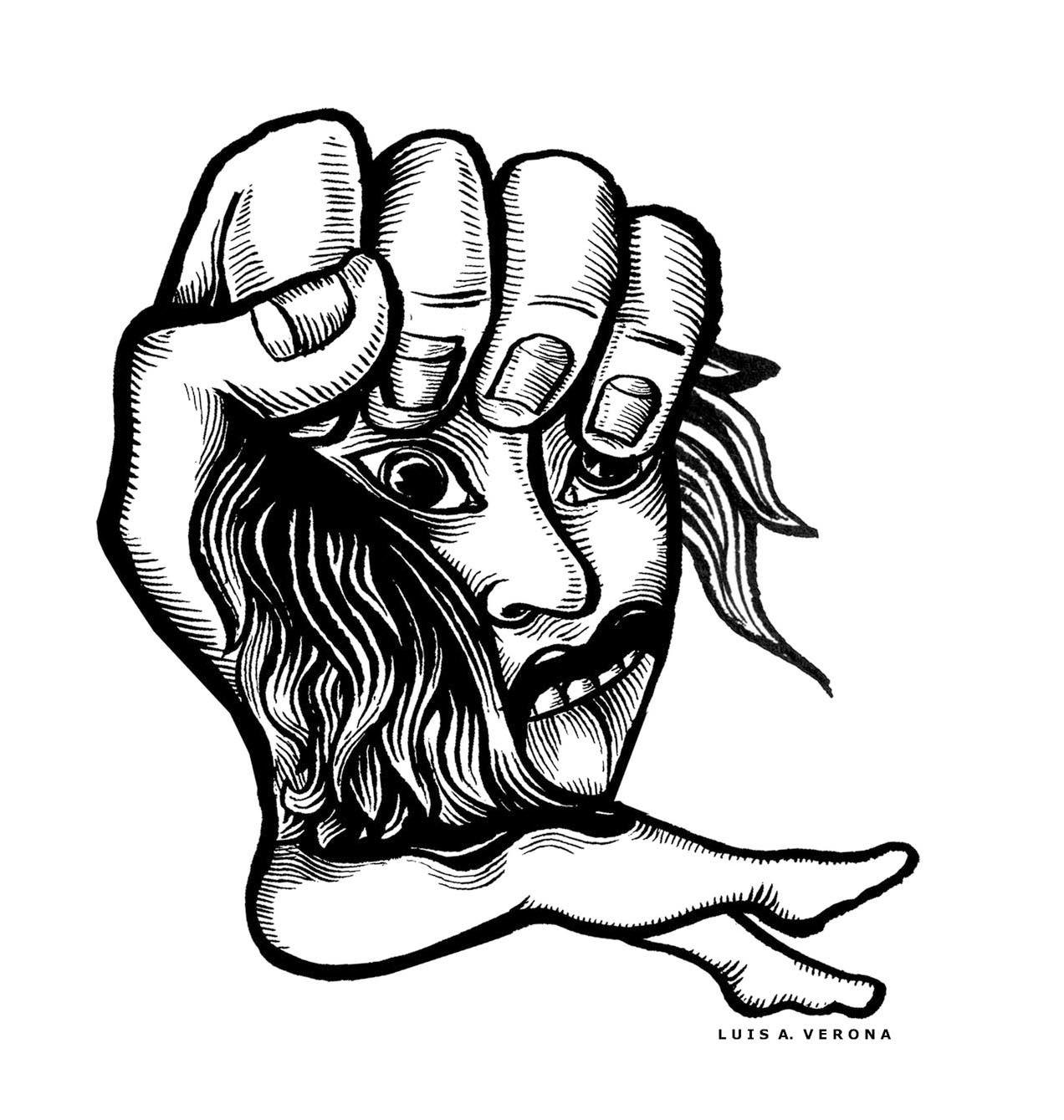 Ilustración Chachi Verona.