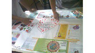Los materiales diseñados para trabajar la donación de órganos en las clases proponen a los alumnos investigar y recrear la información.