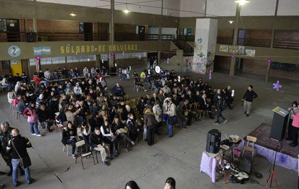 actualmente enseña a 400 estudiantes