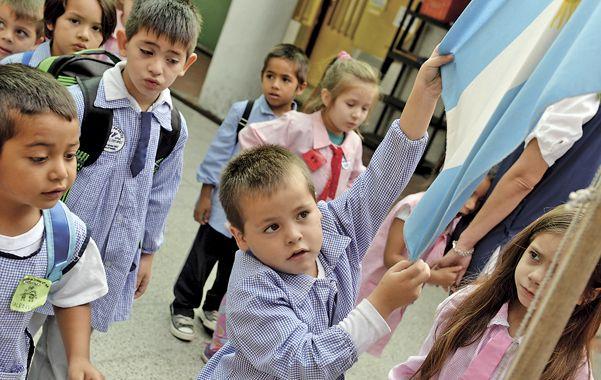 Los educadores acuerdan en decir que desde la mirada de un niño pequeño todo es gigante