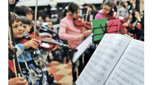 """Luis Giavón: """"De todos los instrumentos de una orquesta"""