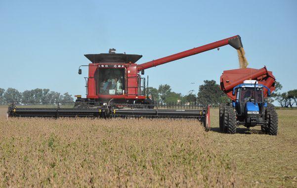 Infraestructura. La movilización y transporte de granos es uno de los aspectos que preocupa al sector. La capacidad de almacenaje es otro tema conflictivo.