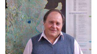 PREOCUPACIÓN. El investigador Miguel Taboada señaló que el aumento de la producción presiona sobre los suelos.