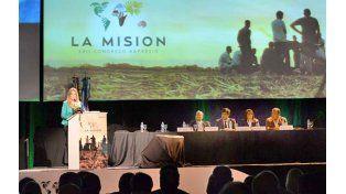 Conocimiento y producción. En el marco del congreso de Aapresid se realizó la reunión del Sistema Chacras.