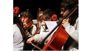 En la presentación estarán 94 niños y  músicos invitados.