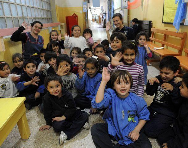 Al Jardín del Normal Nº 3 asisten más de 200 chicos