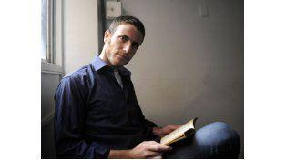Julián Cavalli tiene 31 años y es licenciado en ciencia política. También estará en el foro de Canadá. (Foto: V. Benedetto)